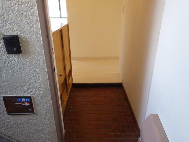 カーサ第8大和星ヶ丘 2階 玄関