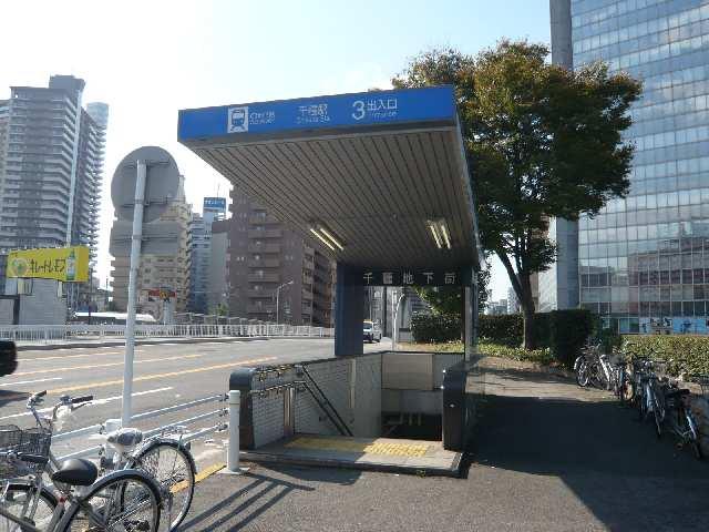 東山線千種駅