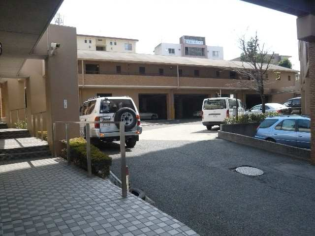 茶屋ヶ坂パークマンション 8階 外観