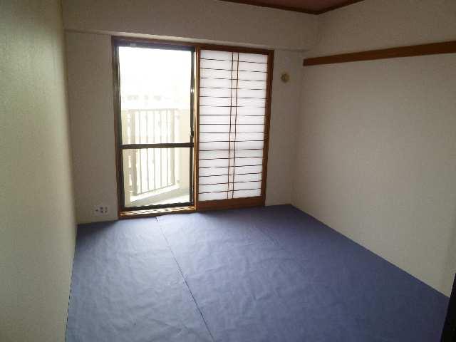 茶屋ヶ坂パークマンション 8階 和室