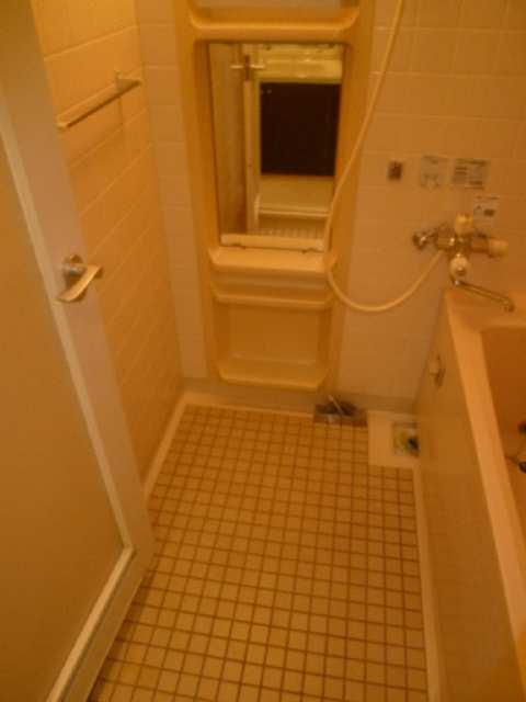 茶屋ヶ坂パークマンション 8階 浴室
