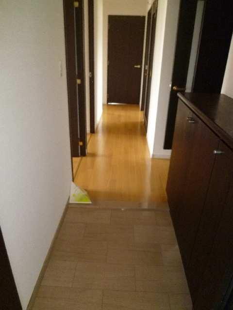 茶屋ヶ坂パークマンション 8階 玄関