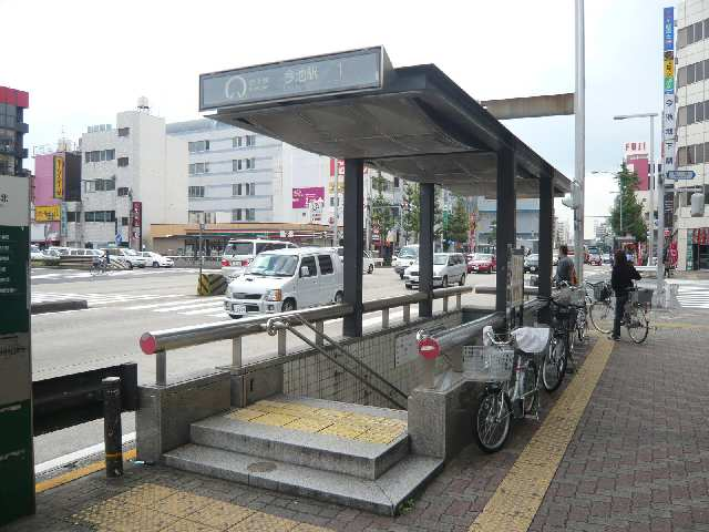 サンパーク豊年町 7階 地下鉄今池駅