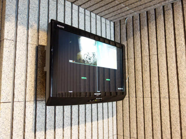 casa桜・千種 3階 防犯カメラ