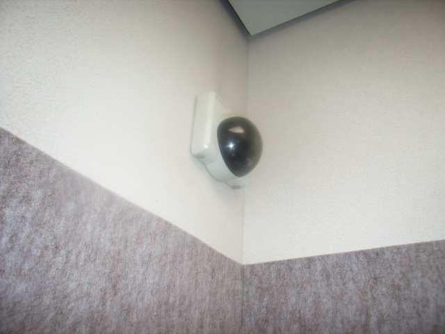 グランコート千種 4階 防犯カメラ