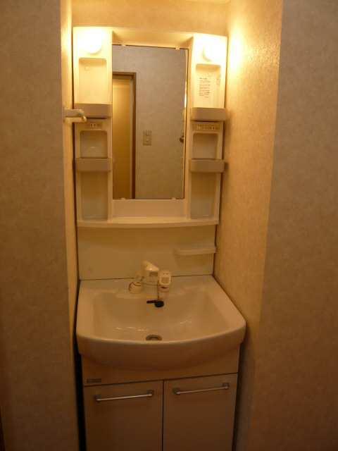グランコート千種 1階 洗面台