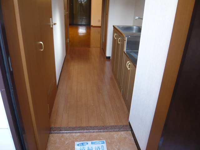 グランコート千種 1階 玄関