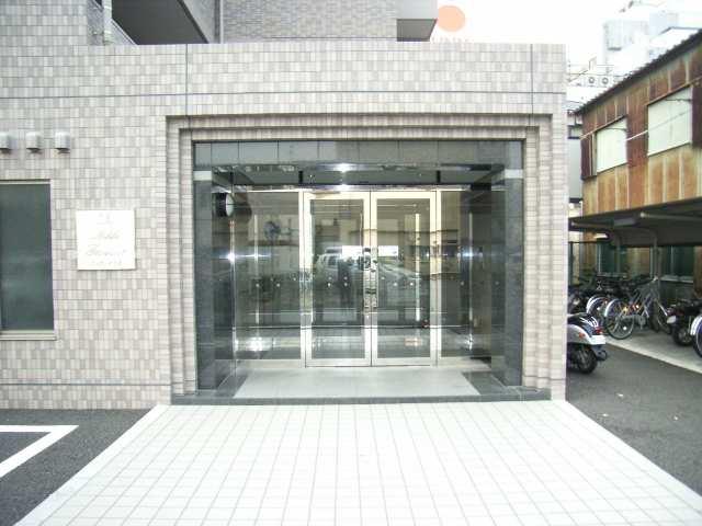ニッコーテラス 1階 エントランス