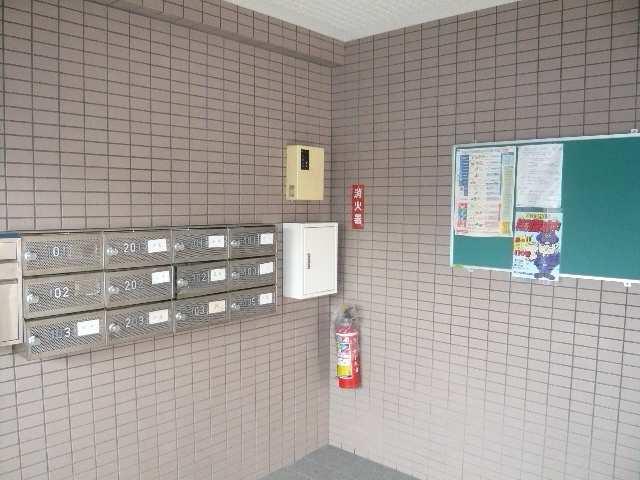 カーサ本山 4階 共用部