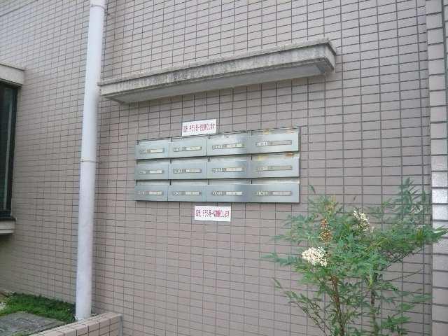 カーサ本山 4階 集合ポスト