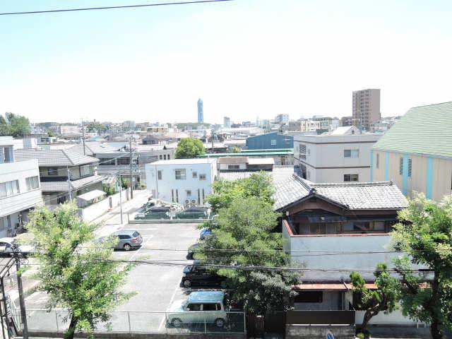 カーサ本山 4階 眺望