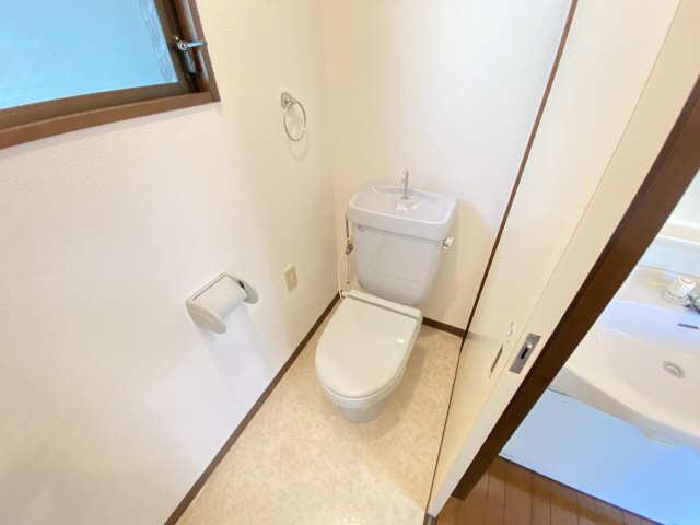 March伊奈 2階 WC