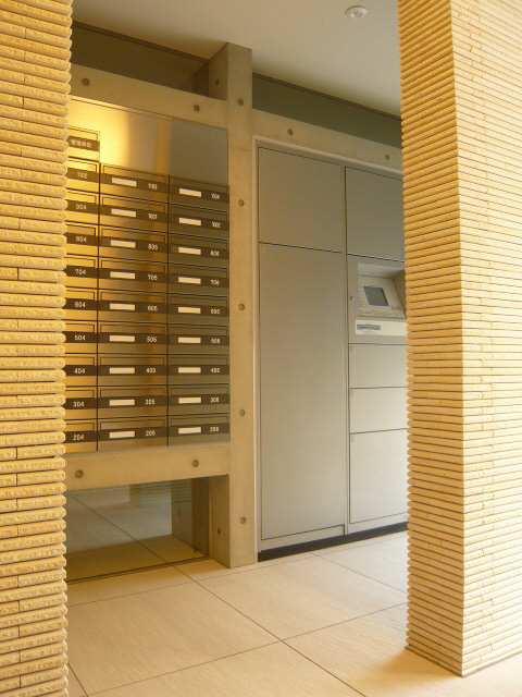 パルティール覚王山 4階 宅配BOX