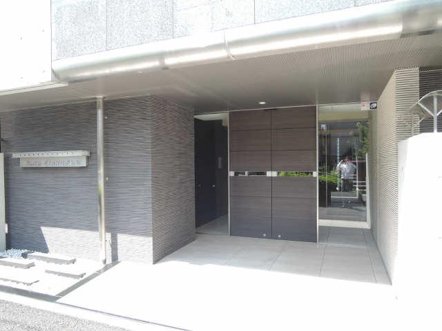 パルティール覚王山 2階 エントランス