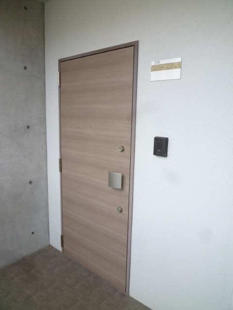 パルティール覚王山 2階 玄関ドア