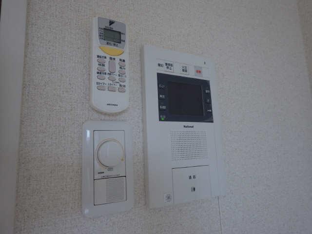 パルティール覚王山 3階 モニター付インターホン
