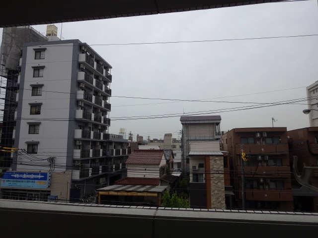 パルティール覚王山 3階 眺望