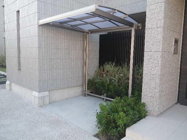 シャルム・ステラ 3階 駐輪場
