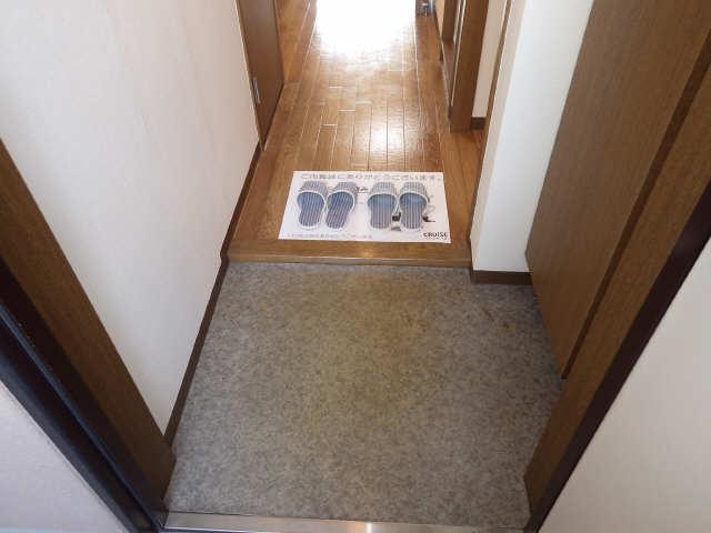 クレストステージ内山 2階 玄関