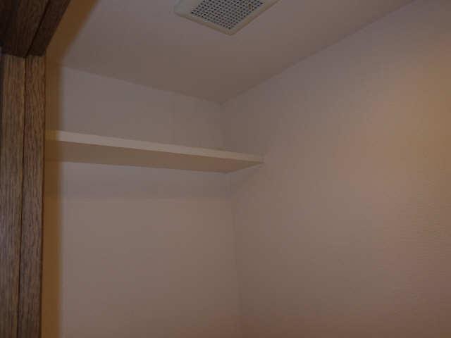 クレストステージ内山 2階 WC棚
