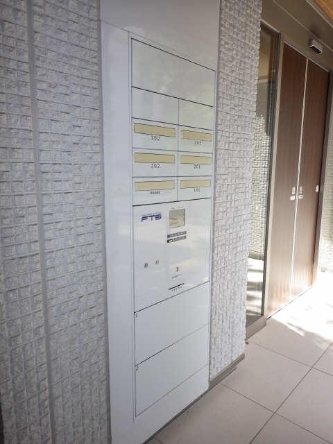 ディアス覚王山 2階 宅配BOX