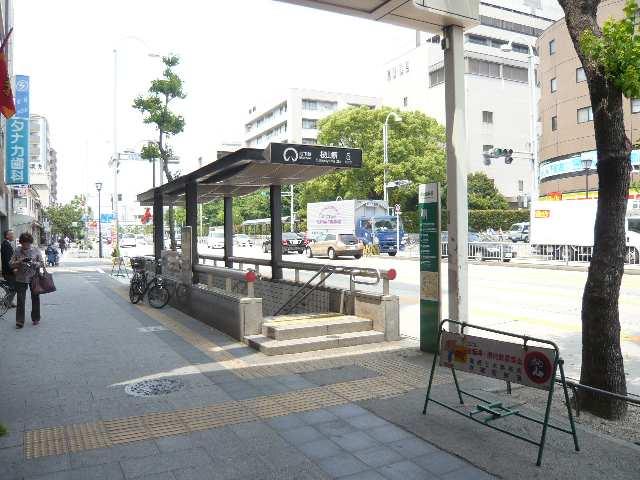 パナハイツ瑞穂 1階 地下鉄桜山駅