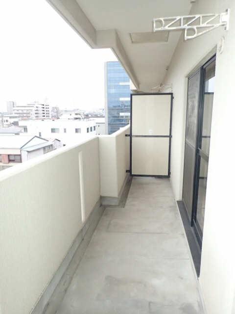 エム・グラーベ 4階 バルコニー