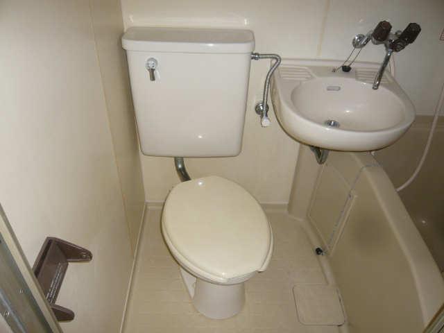 フロイデ南分 1階 WC