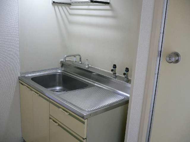フロイデ南分 1階 キッチン