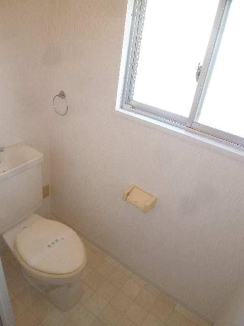 ドミール汐路 3階 WC