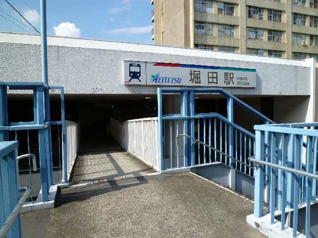OASES MIZUHO 5階 名鉄堀田駅
