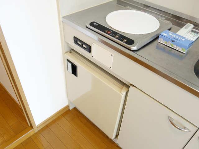 エッセ桜山 3階 冷蔵庫