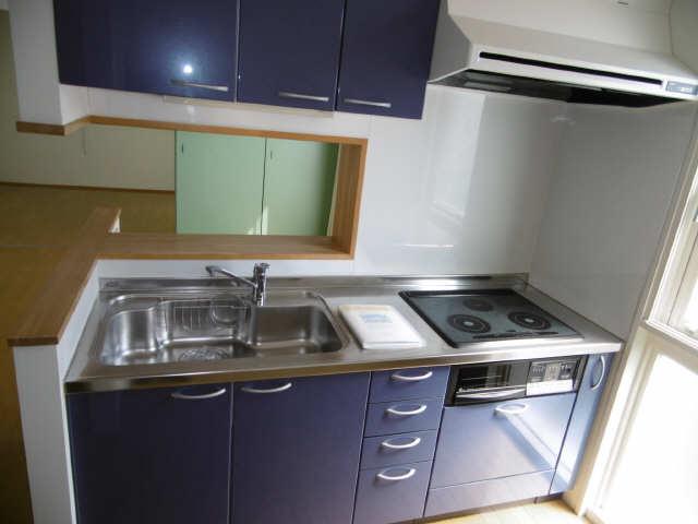 ISABELLA GARDEN1 3階 キッチン