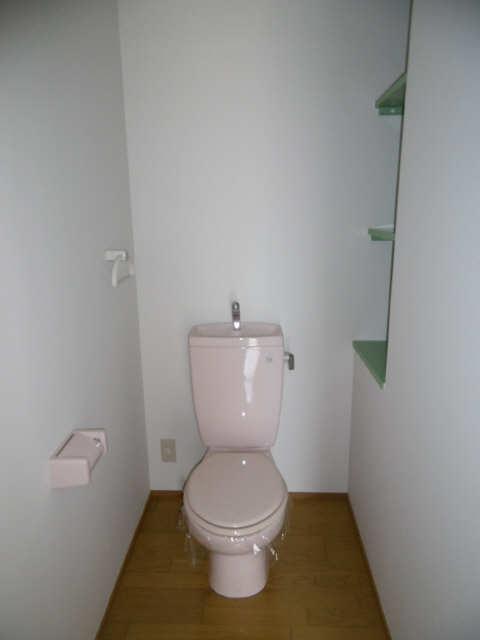 ISABELLA GARDEN1 3階 WC