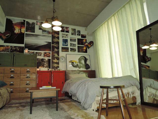 ISABELLA GARDEN1 3階 室内