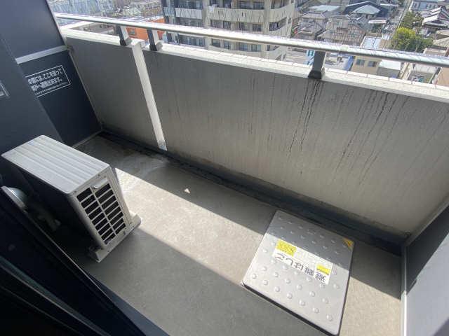 プロシード瑞穂 9階 バルコニー