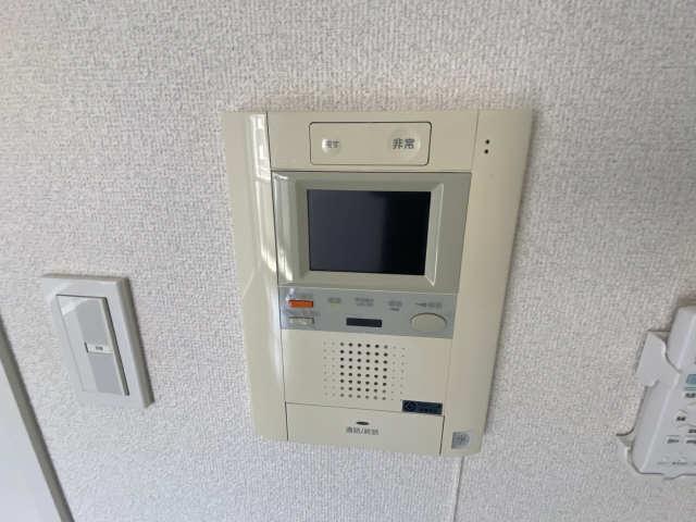 プロシード瑞穂 9階 モニター付きインターホン