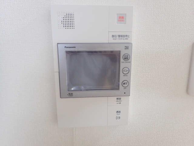 AMBER HOUSE HORITA 12階 モニター付きインターホン