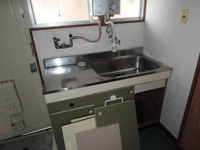 ヤシロコーポラス 2階 キッチン