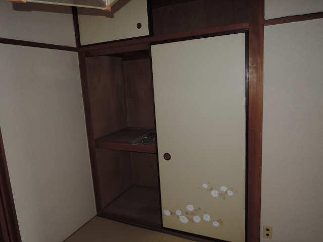 ヤシロコーポラス 2階 収納