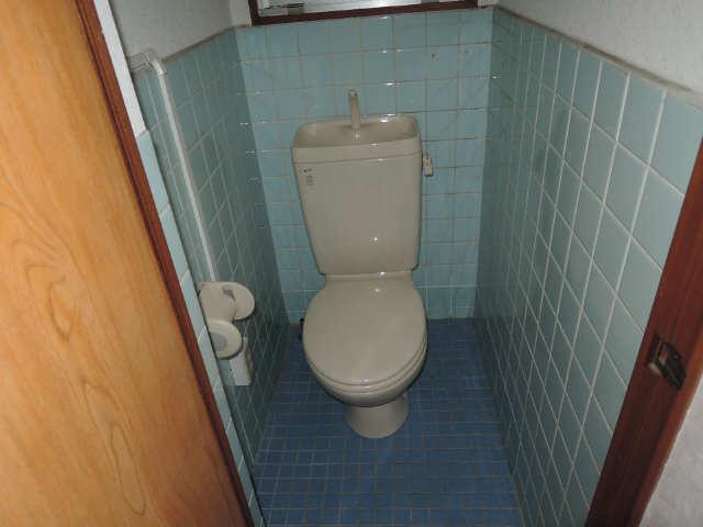 ヤシロコーポラス 2階 WC