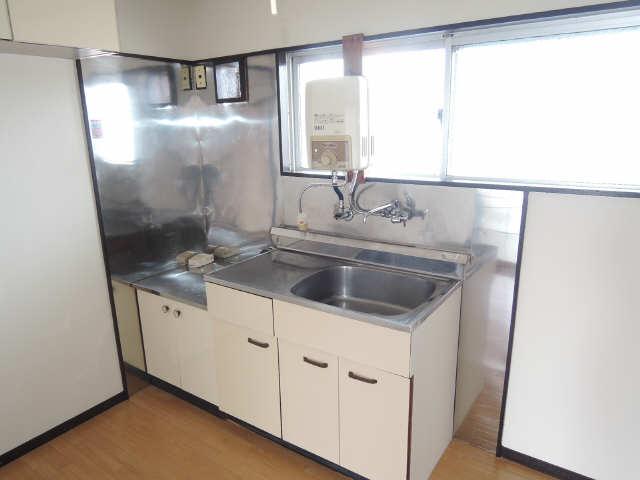 コーポ黒川 2階 キッチン