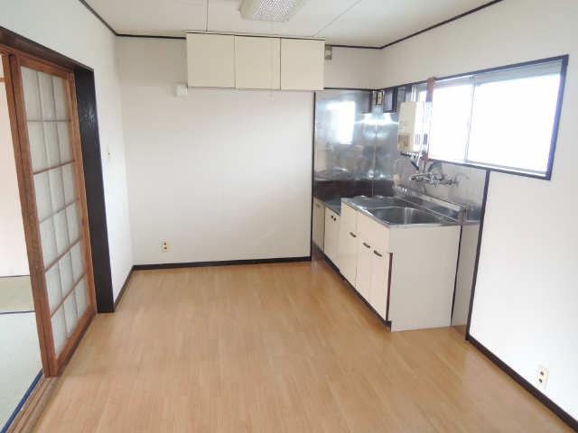 コーポ黒川 2階 リビング