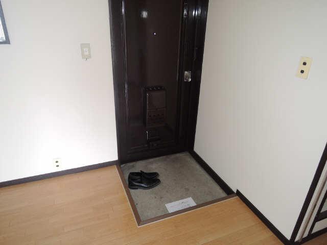コーポ黒川 2階 玄関