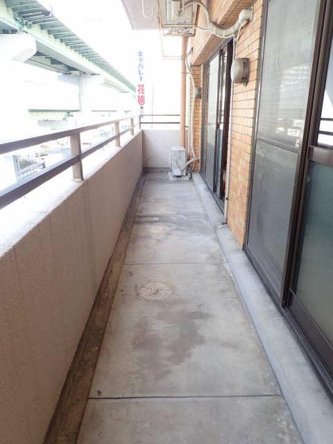 橋本ビル 5階 バルコニー