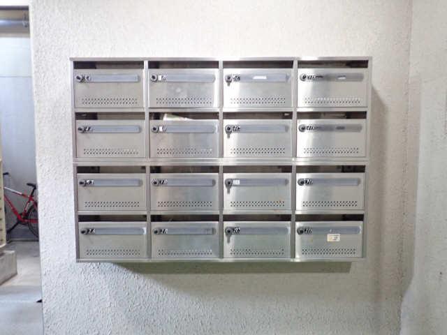 橋本ビル 5階 メールボックス