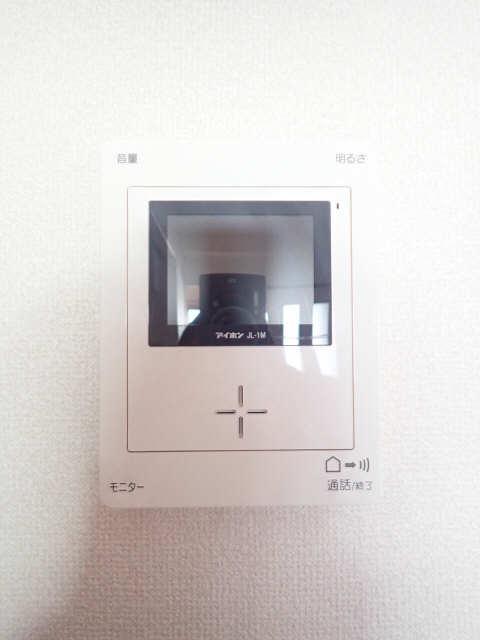 橋本ビル 5階 モニター付きインターホン