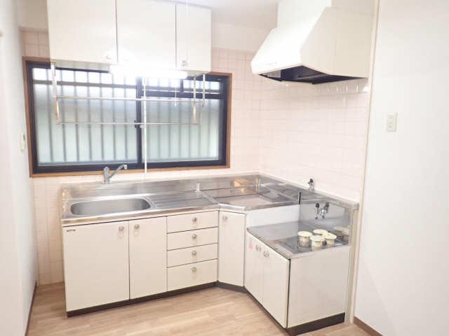 シュロス黒川 1階 キッチン