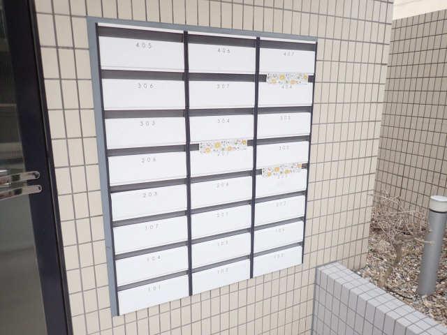 ジョイフル尼ケ坂 1階 集合ポスト