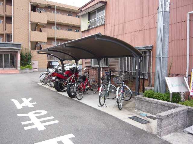 コースマスY・M 4階 駐輪場